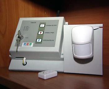 Tísňové tlačítko