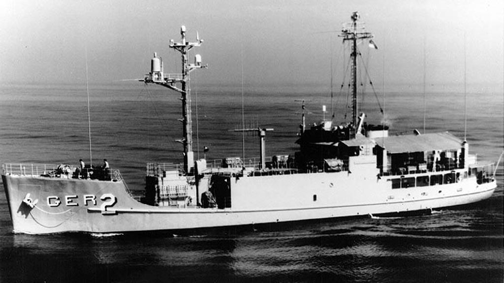Americká loď Pueblo