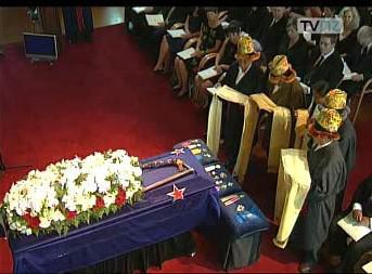 Pohřeb Edmunda Hillaryho
