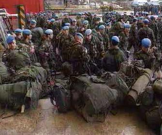 Vojáci OSN