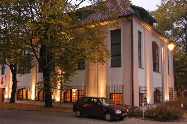 Malé Nosticovo divadlo