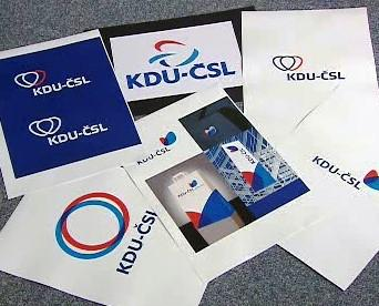 Návrhy na nové logo KDU-ČSL
