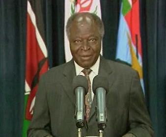 Mwai Kibaki