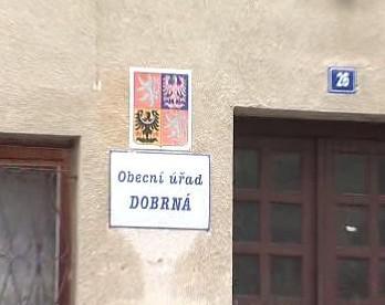 Obecní úřad Dobrná
