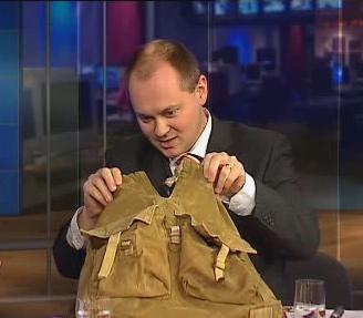 Topolánkův batoh