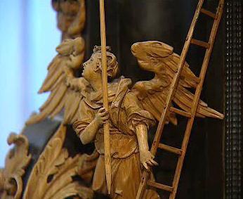 Strom života - anděl