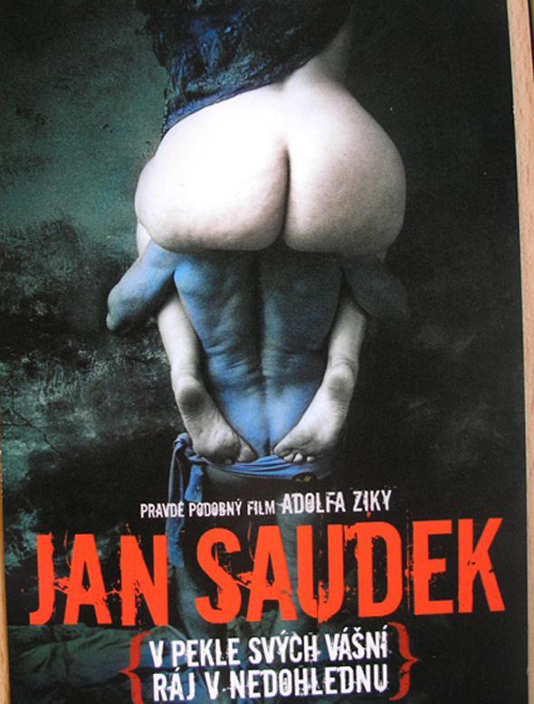 Jan Saudek - plakát