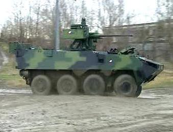 Obrněný transportér