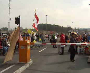 Blokáda hranic