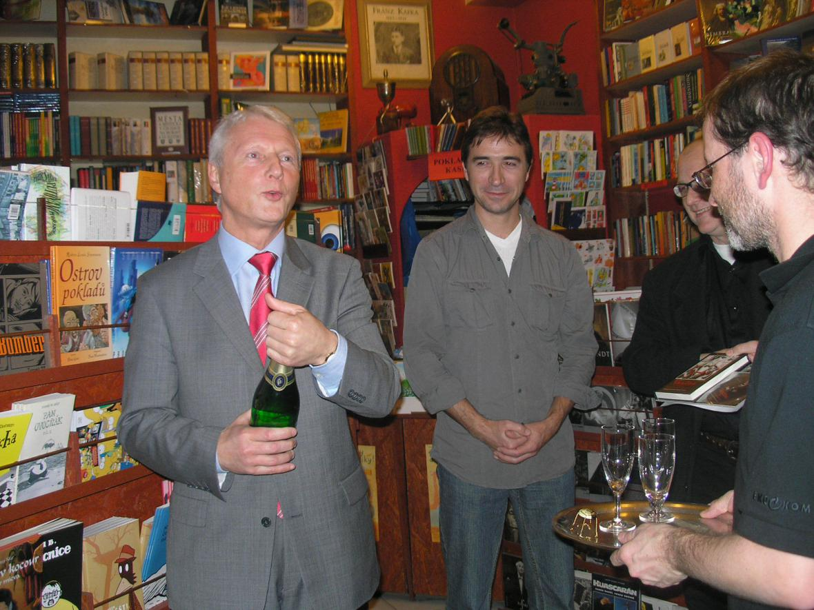 Ladislav Špaček a Dušan Taragel