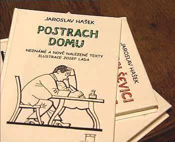 Jaroslav Hašek - Postrach domu