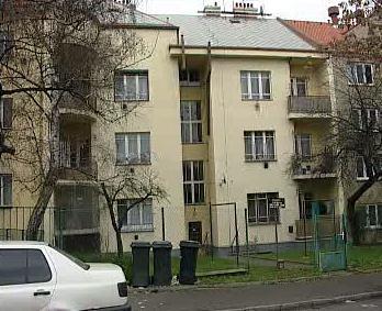 Dům ve Spojovací ulici