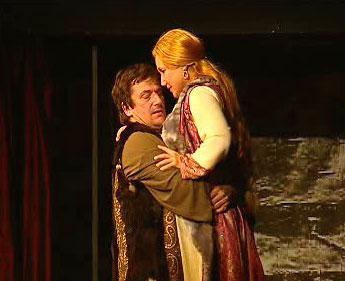 Claudius a Gertruda