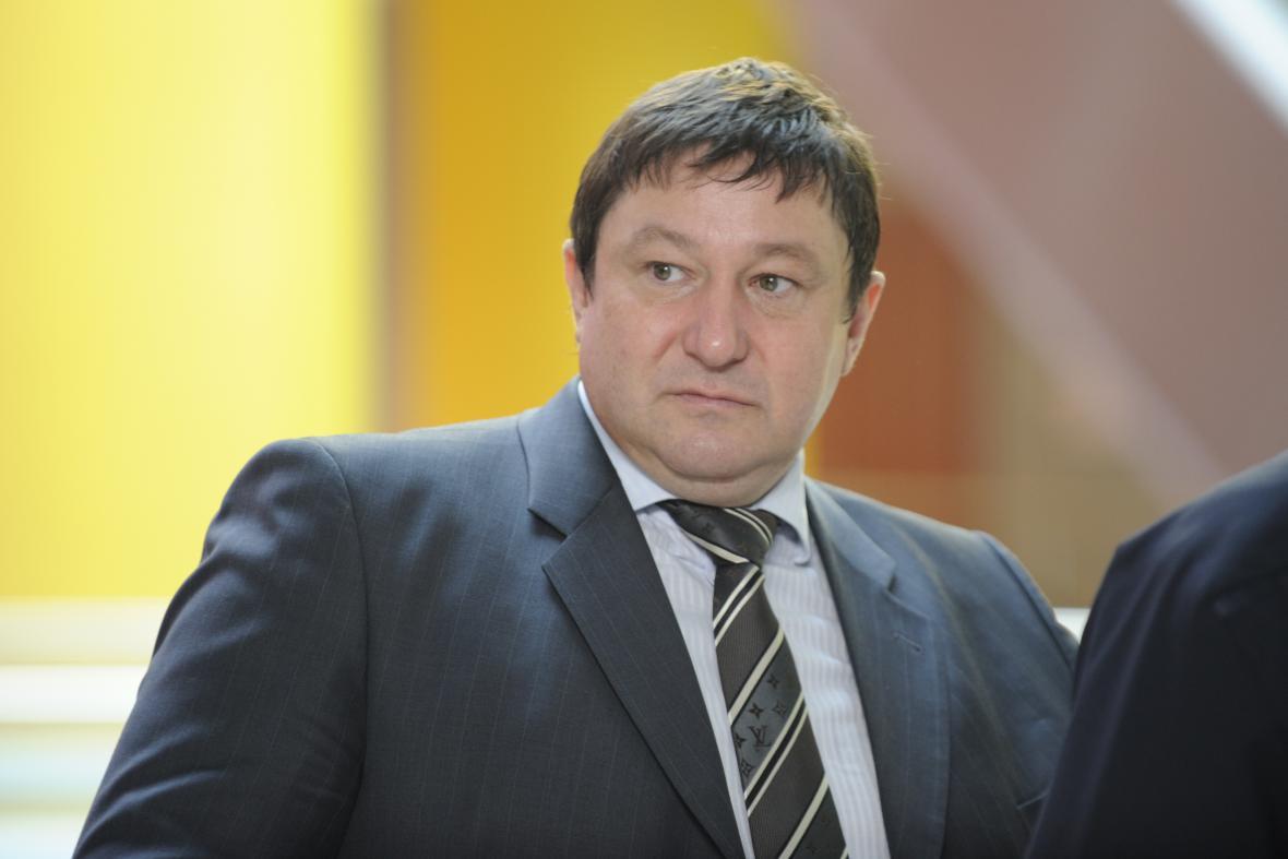 Bývalý náměstek zlínské primátorky Martin Janečka
