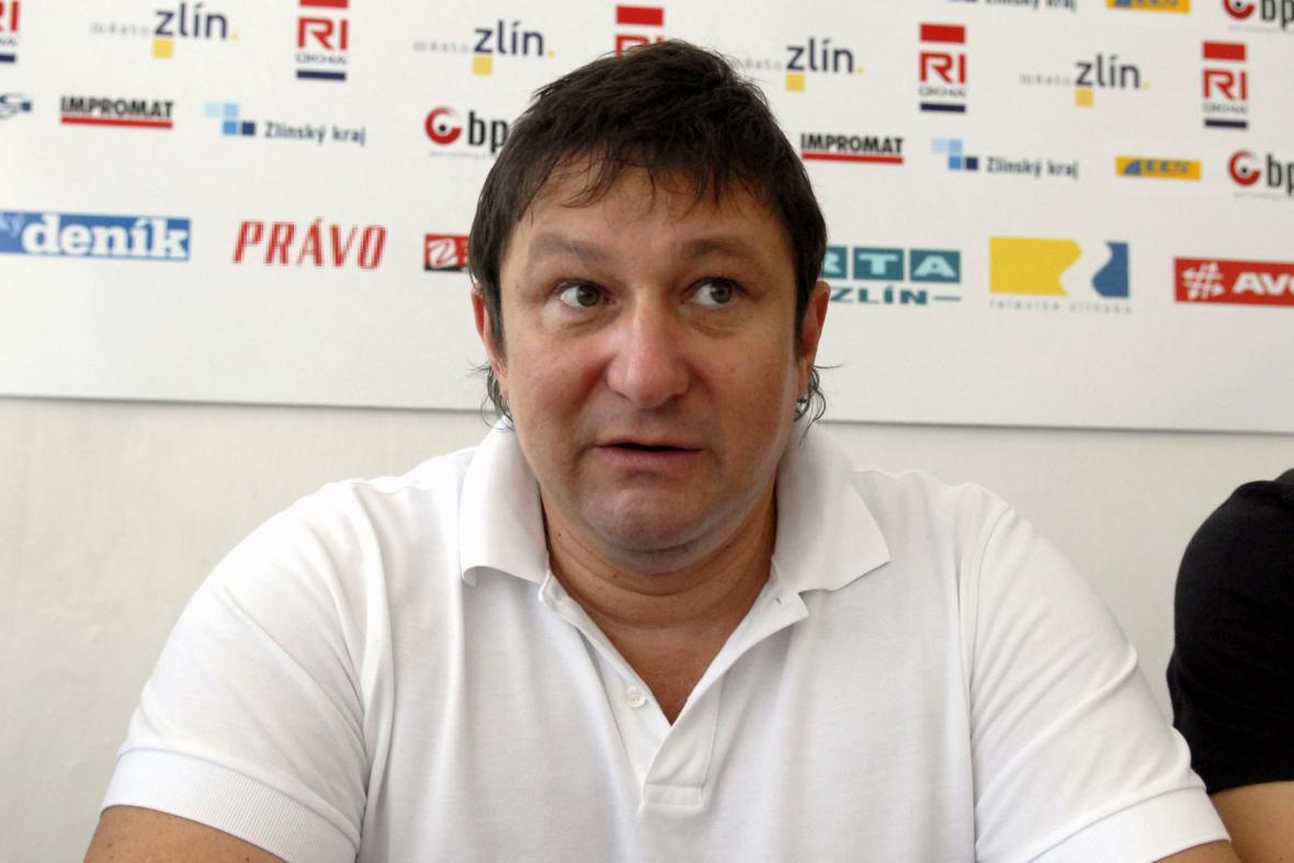 Martin Janečka v roce 2008