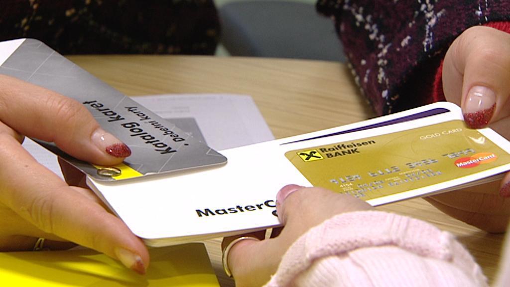 Bankovní karty