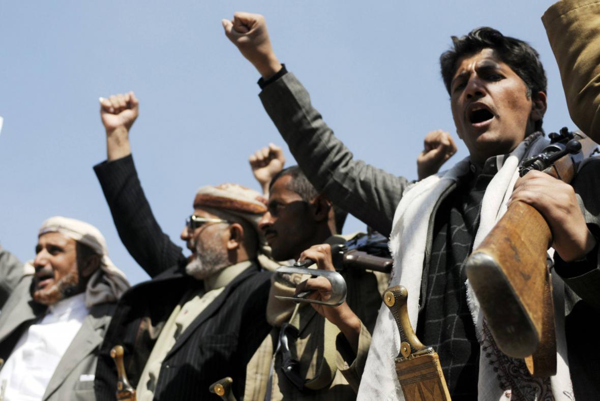 Šíité v Jemenu