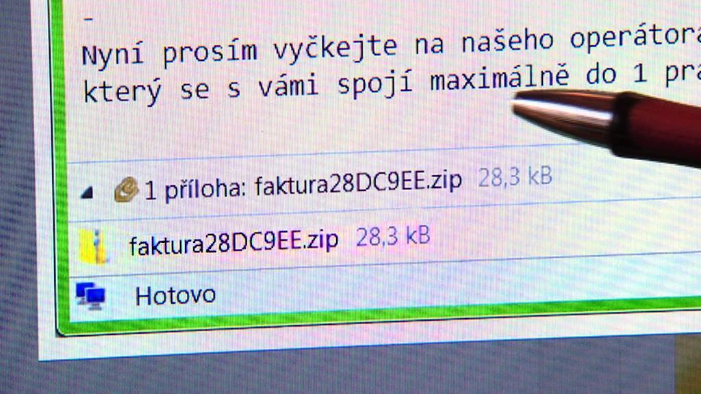 Podvodné maily