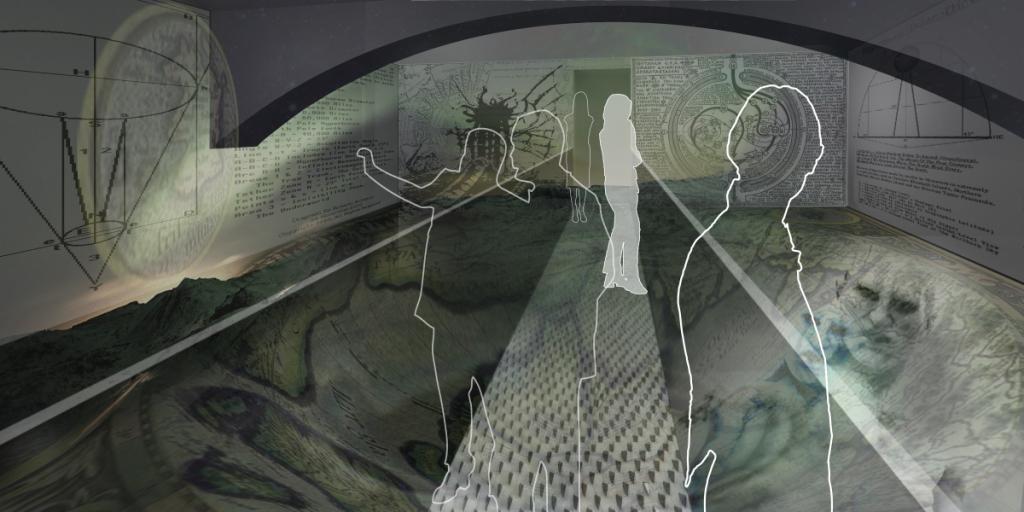 Nádraží-Bubny - projekt Památníku ticha