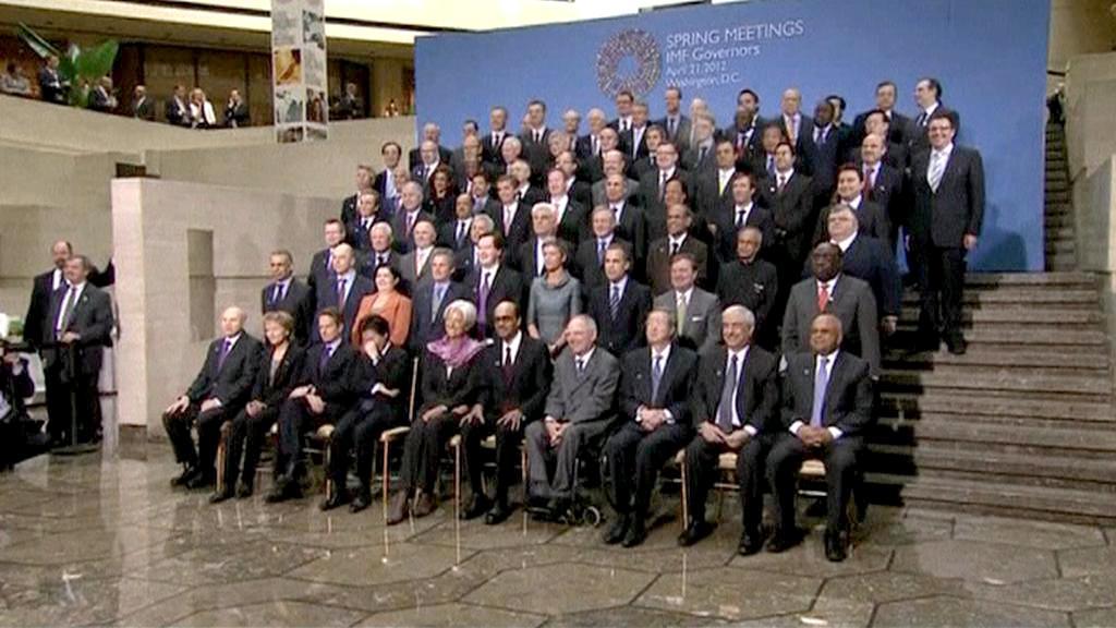 Schůzka zástupců MMF