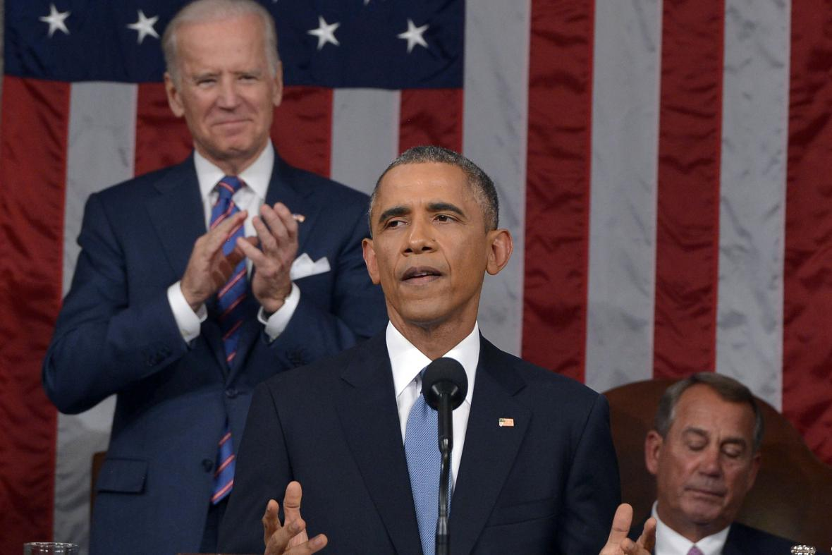 Omezení internetu prosazuje prezident Obama