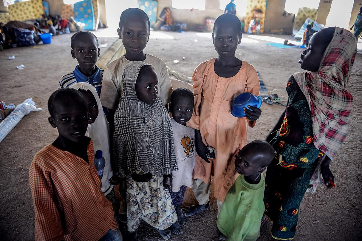 Nigerijci prchají před zvěrstvy islamistů z Boko Haram
