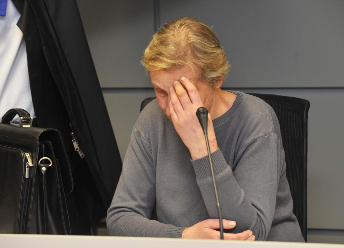 Obžalovaná Jarmila Chýlková
