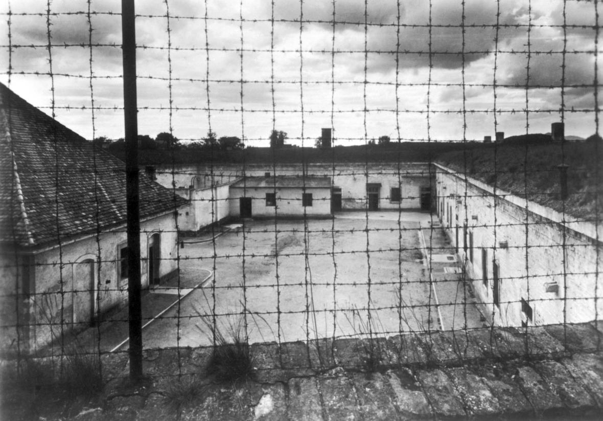 Koncentrační tábor Terezín