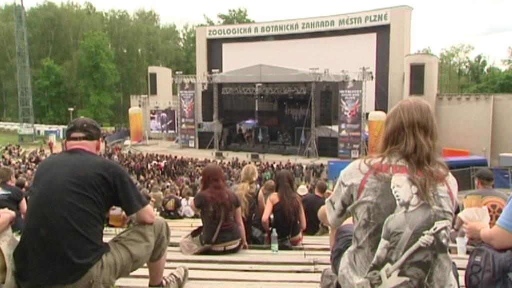 Metalfest - archivní záběr