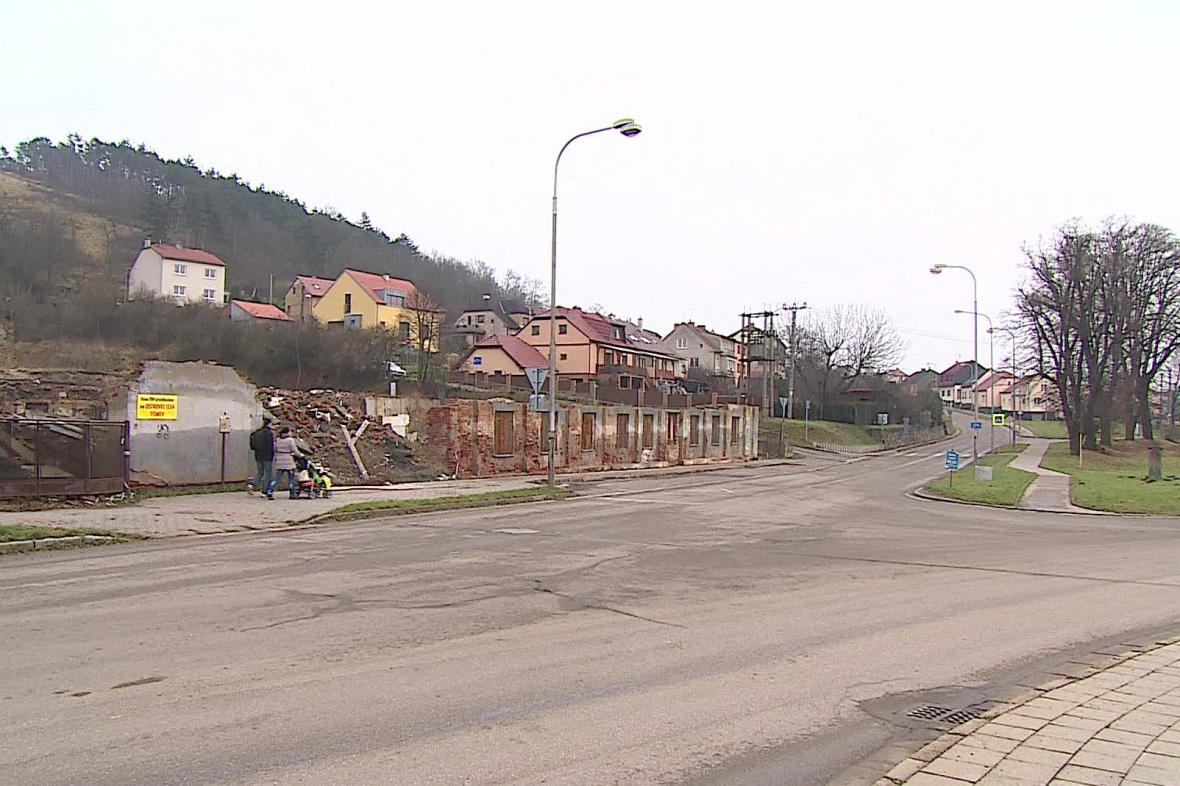 Tišnovská část Trnec