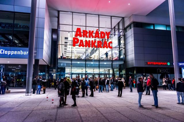 Obchodní centrum Arkády Pankrác