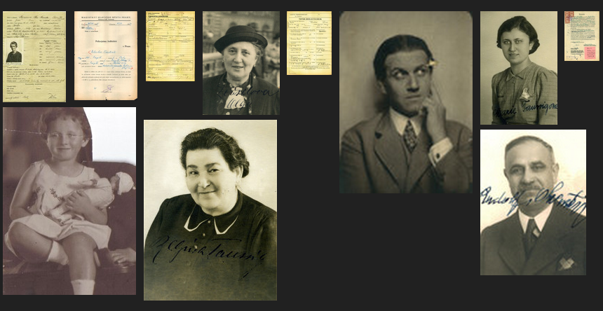 Databáze obětí holocaustu