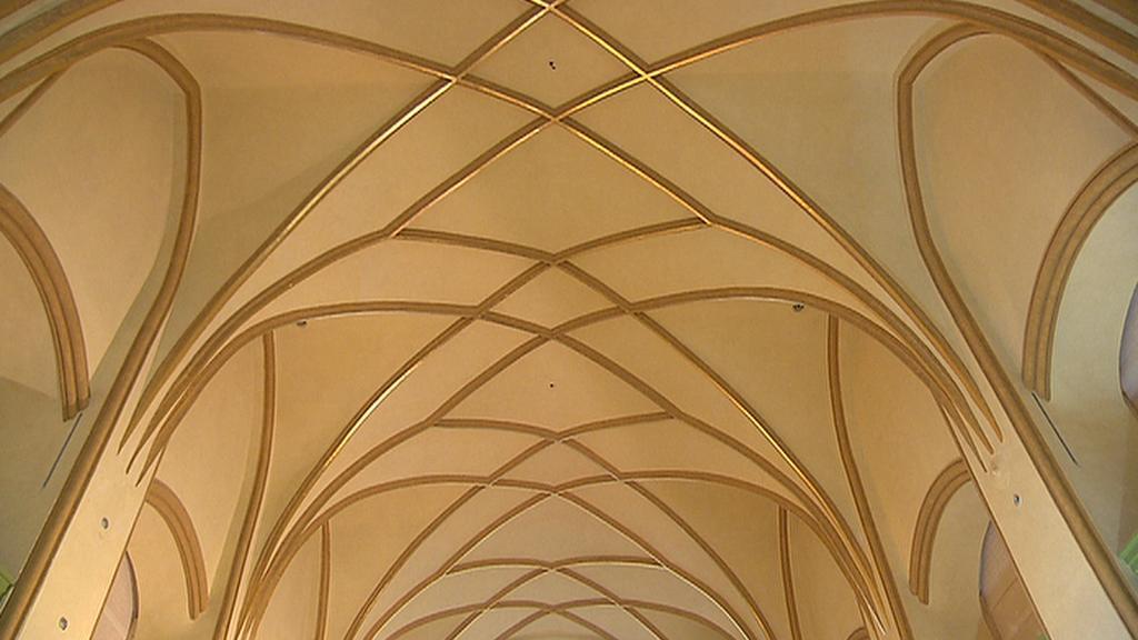 Strop Maiselovy synagogy