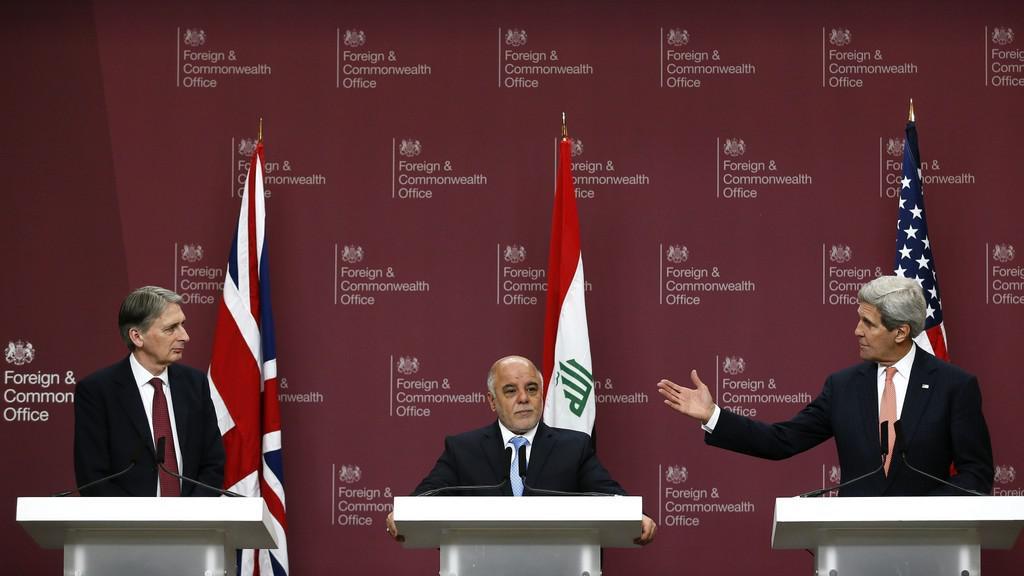 Tisková konference zástupců protiislamistické koalice