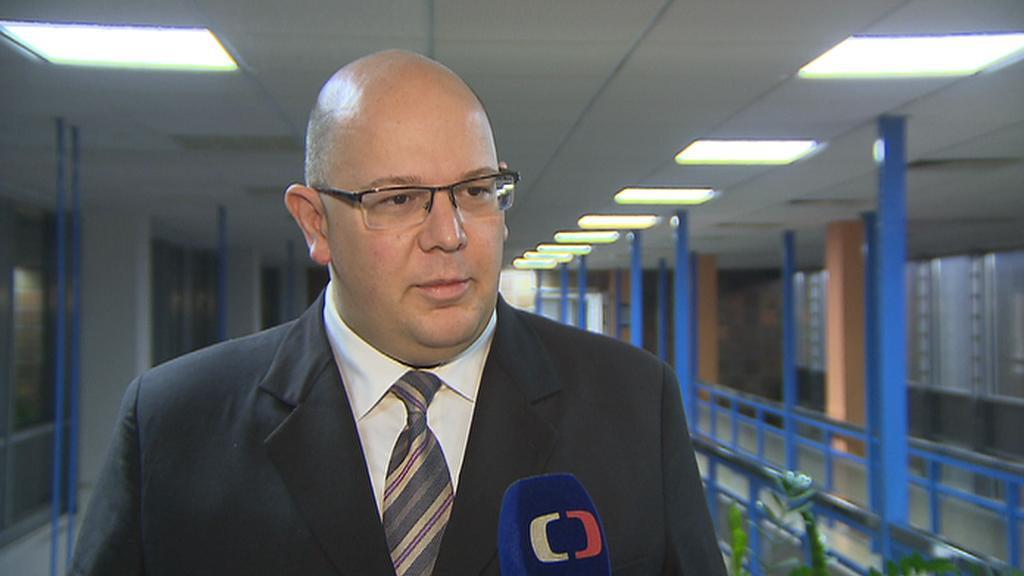 Zdeněk Kapitán, ředitel Úřadu pro mezinárodněprávní ochranu dětí