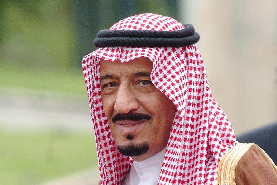 Nový saúdský král Salmán