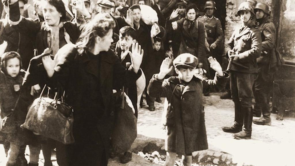 Polští Židé ve Varšavě v době druhé světové války