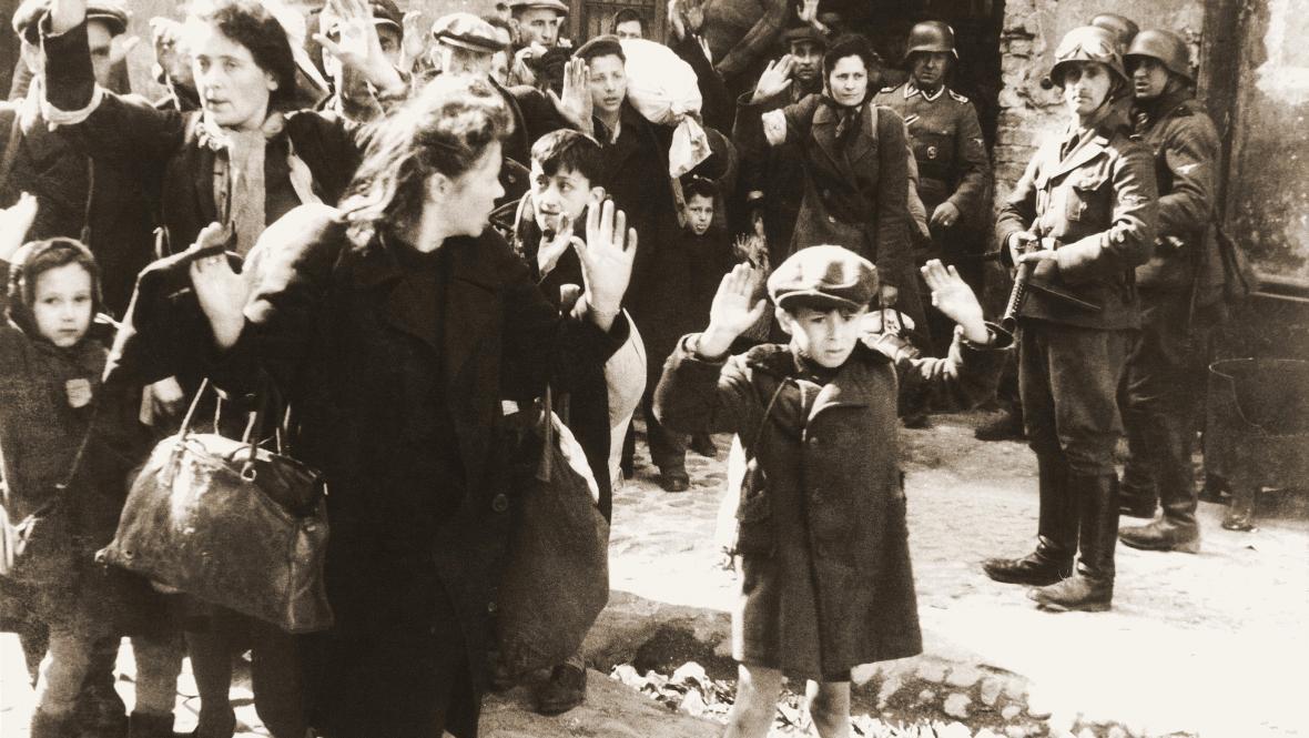 Povstání ve varšavském ghettu