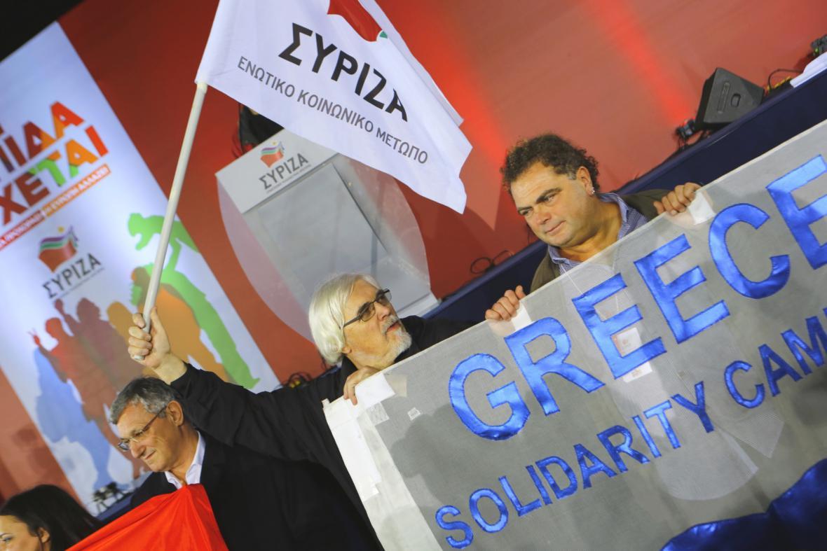 Kampaň SYRIZY