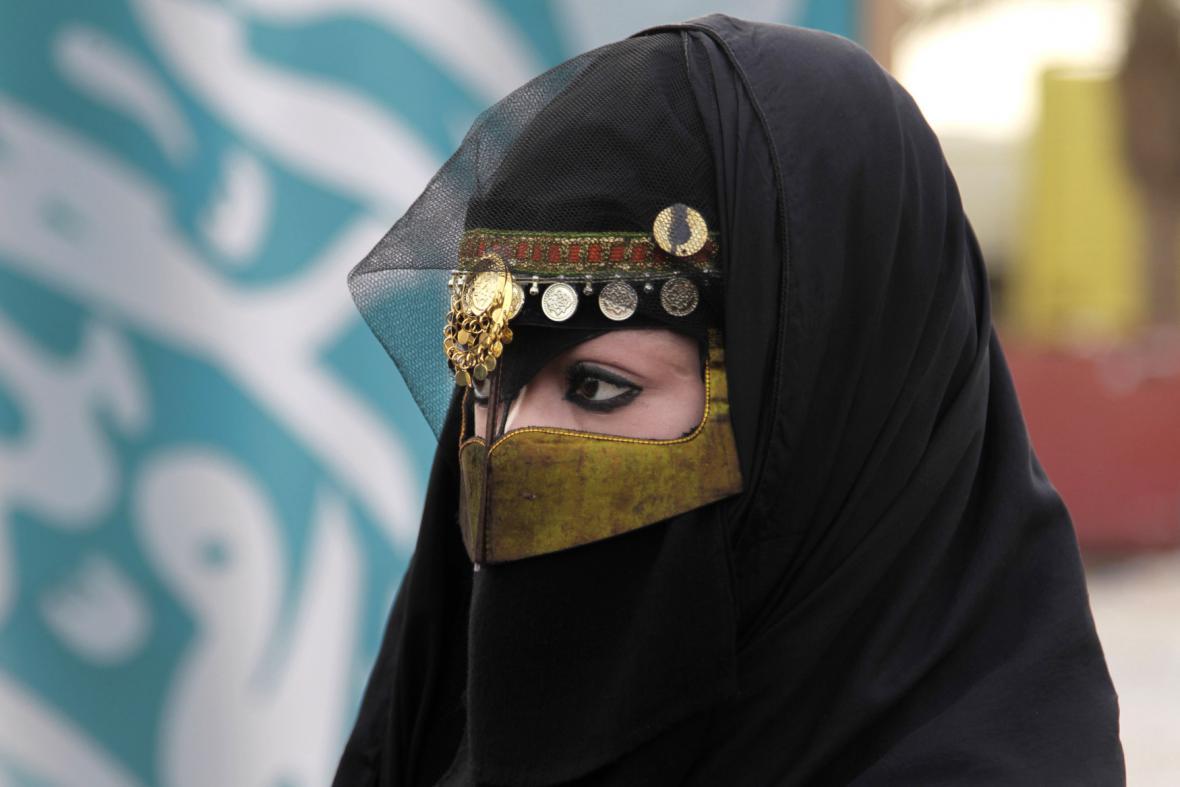 Žena v Saudské Arábii
