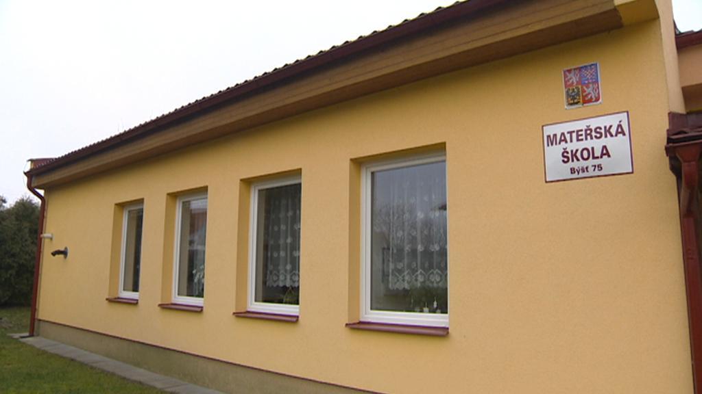 Mateřská škola v Býšti