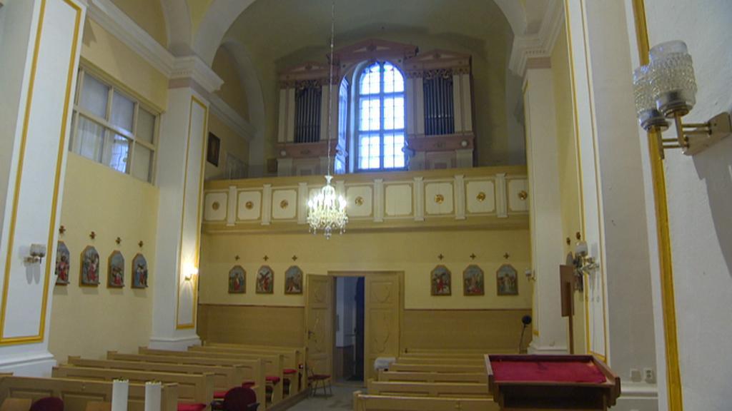 Bývalý klášter ve Svitavách