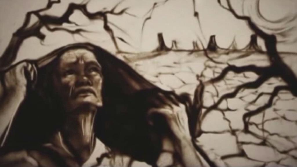 Písečné obrazy Mariky Koňařové
