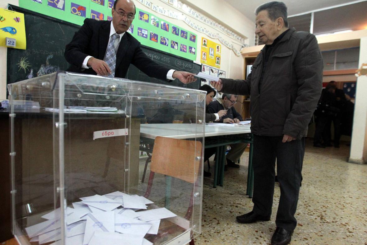 Parlamentní volby v Řecku