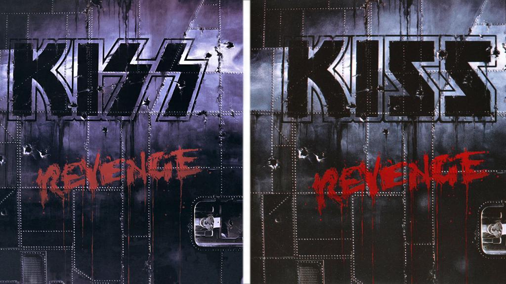 Od 80. let vydávají američtí Kiss pro německý trh alba s upraveným logem na obalu
