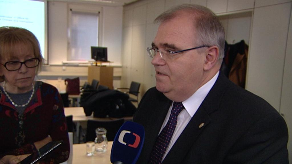 Ministři spravedlnosti Helena Válková (ČR) a Wolfgang Brandstetter (Rakousko)