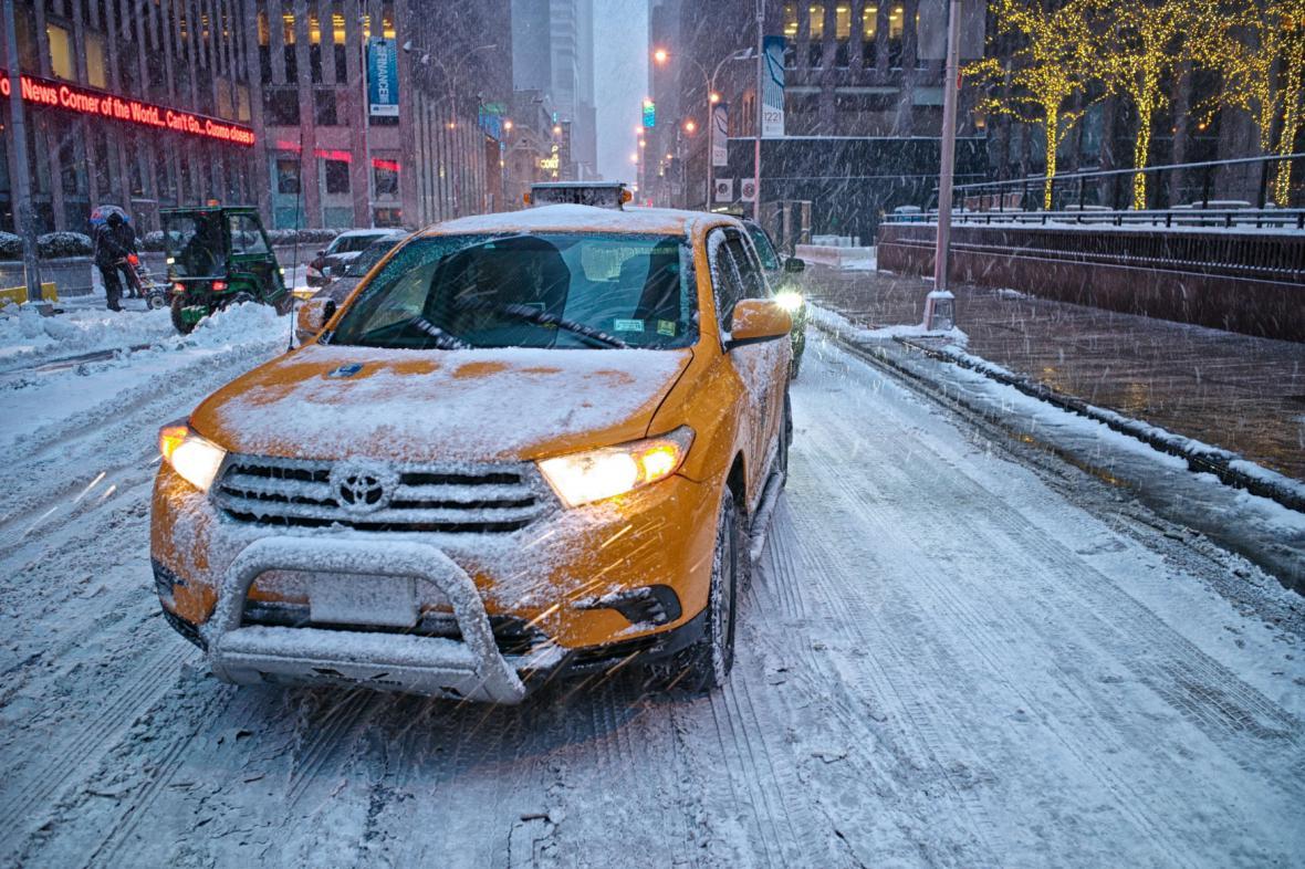 Juno v New Yorku