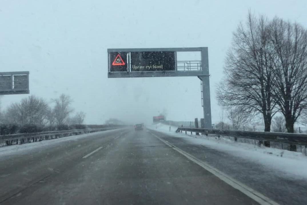 Doprava v zimě