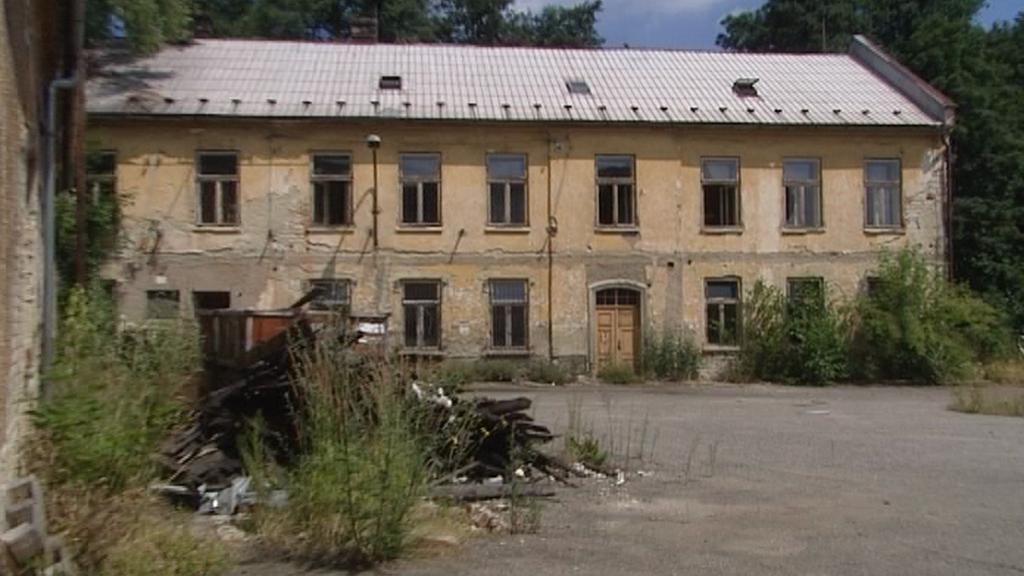 Schindlerova továrna v Brněnci