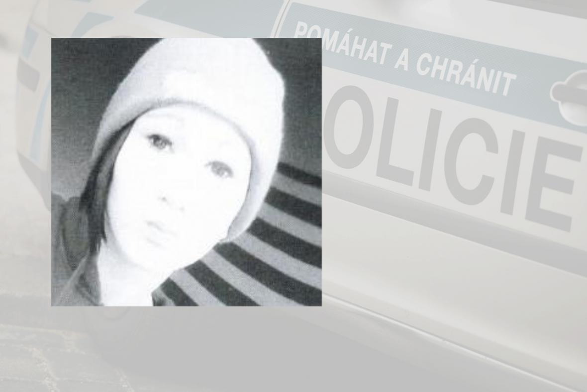 Pohřešovaná Pavlína Prokopová